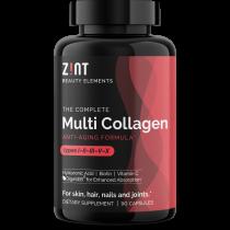 Complete Multi-Collagen Capsules